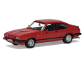 CORGI/コーギー フォード カプリ 2.8i スペシャル ロッソ レッド
