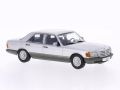 WHITE BOX/ホワイトボックス メルセデス 500 SE W126 1979 シルバー