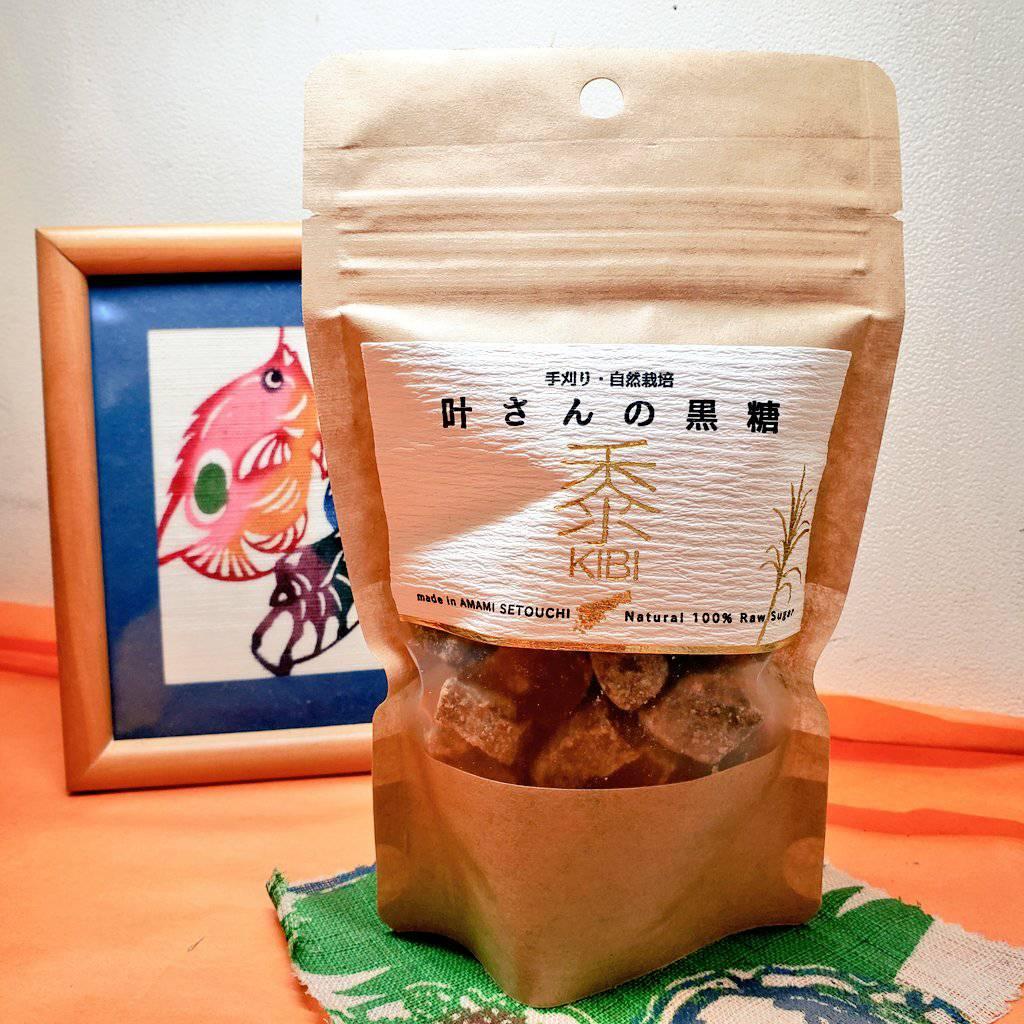 叶さんの黒糖[130g](粒)