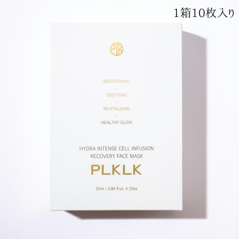 PLKLK リカバリーフェイスマスク