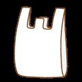 レジ袋 ビニール製