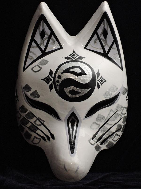 半狐面「龍神」