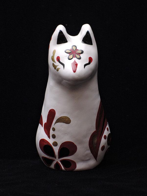 狐人形「朱華」