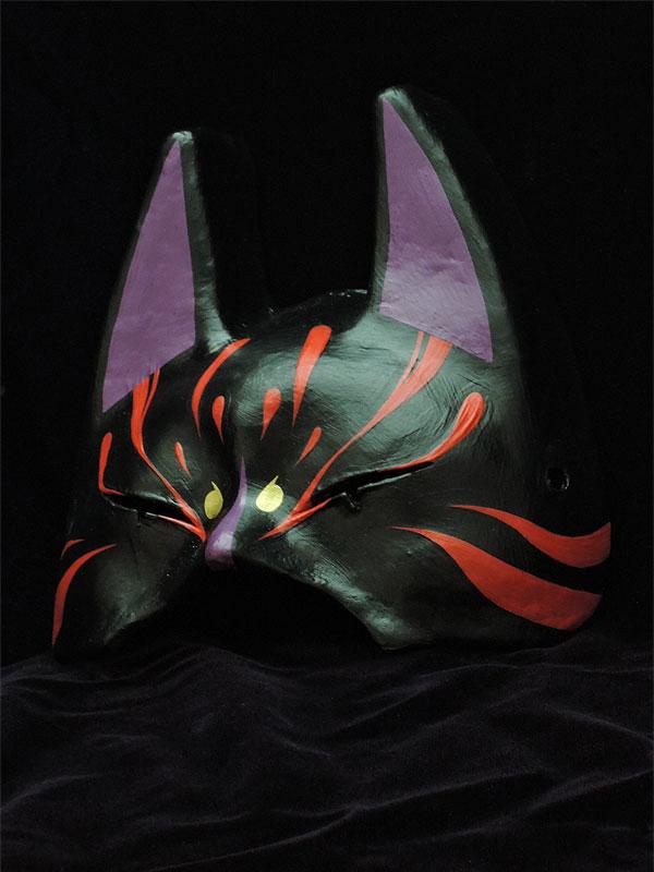 狐面堂:半狐面「獄」