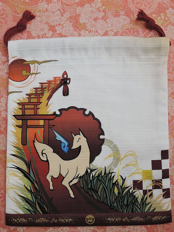 狐面堂:狐巾着「稲荷参り」(中)