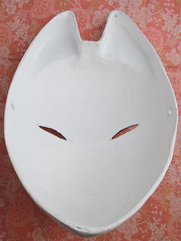 狐面堂:狐面共通