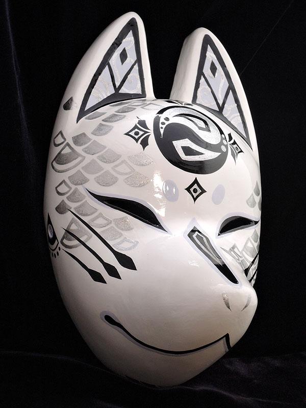 狐面「龍神」