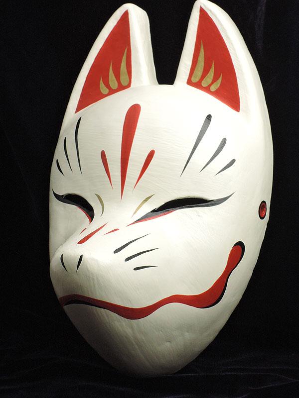 狐面「鈴稲」