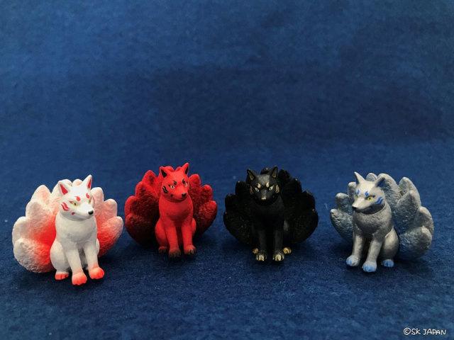 エスケイジャパン:九尾の狐