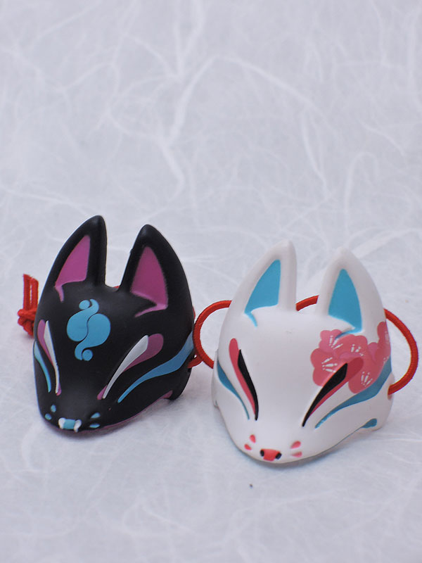 エスケイジャパン:きつね面コレクション2
