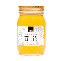 国産百花蜂蜜 600g
