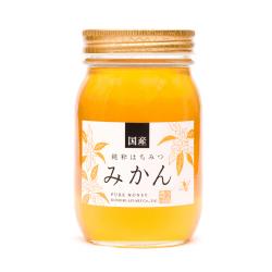国産みかん蜂蜜 600g