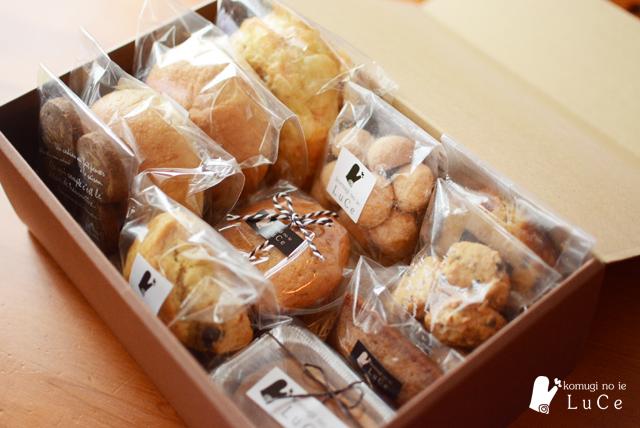 8月焼き菓子セット