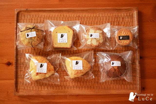 焼き菓子セット8月7