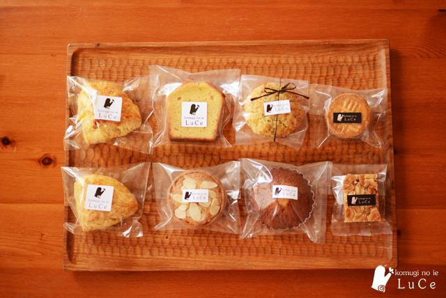 焼き菓子セット8月5