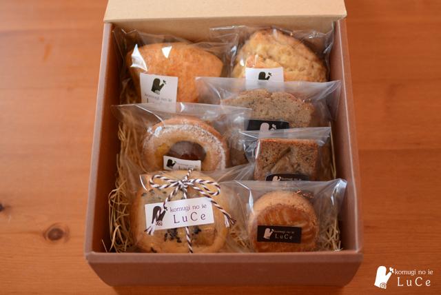 11月焼き菓子セットs