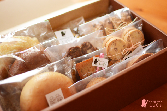 4月焼き菓子セット7