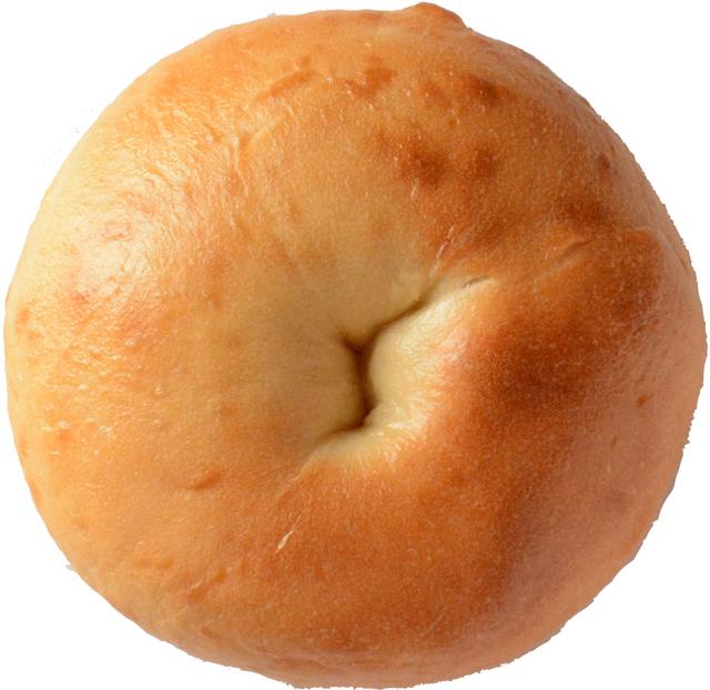 レモンチーズベーグル