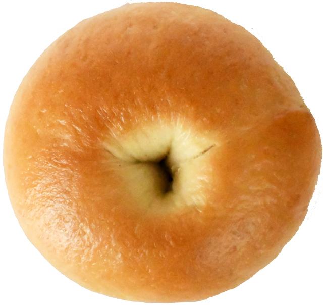 シナモンシュガーバターベーグル