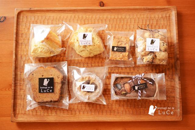 焼き菓子セット4月9