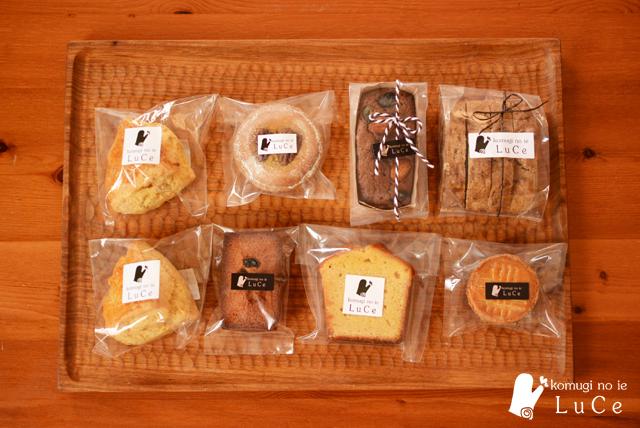 焼き菓子セット7月5