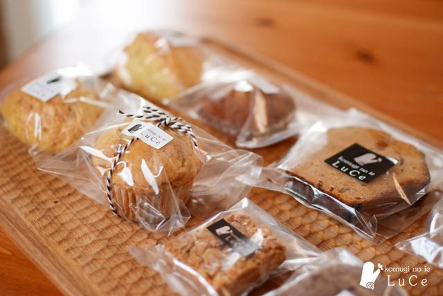 9月焼き菓子 6