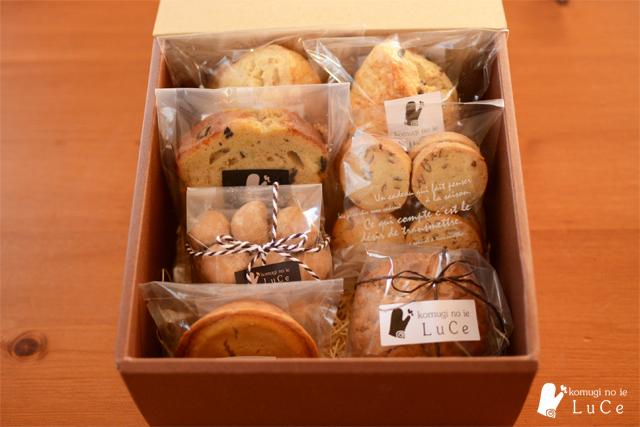 1月焼き菓子セットs