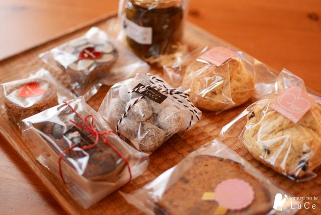 バレンタイン焼き菓子セット7
