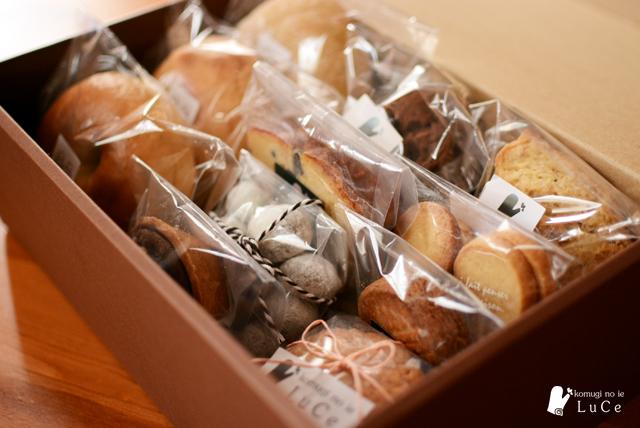 3月焼き菓子セット9