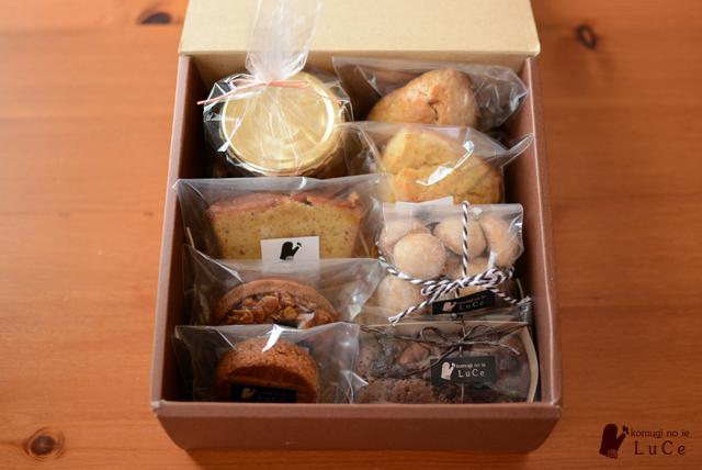 7月焼き菓子セットs