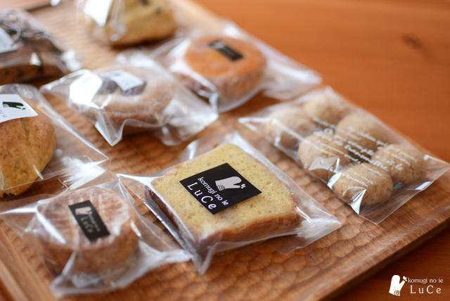 8月焼き菓子セット5