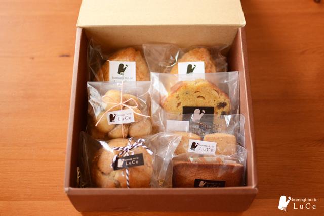 6月焼き菓子セットs