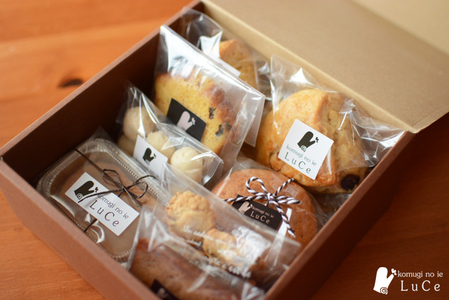 8月焼き菓子セットs