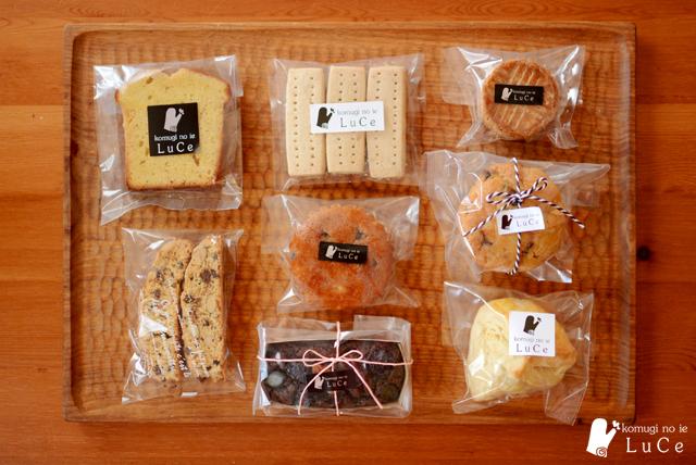 9月焼き菓子セット