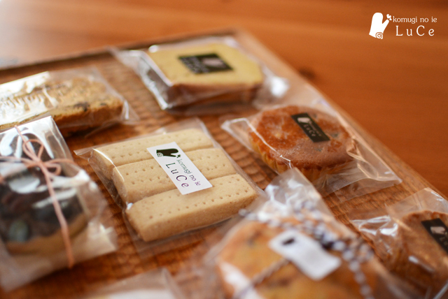 9月焼き菓子セット1