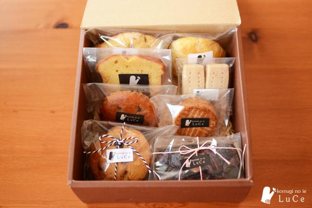 9月焼き菓子セットs