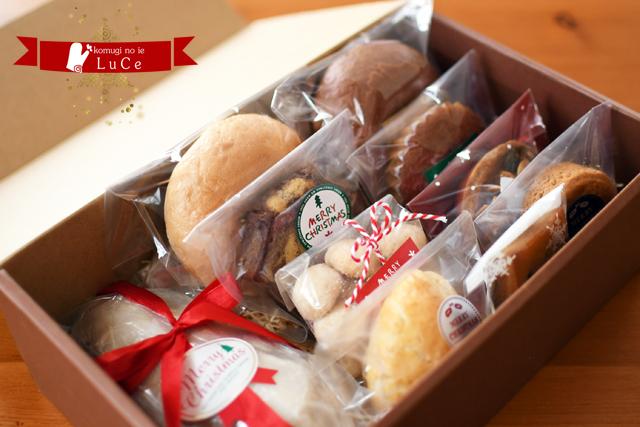 12月焼き菓子セット2