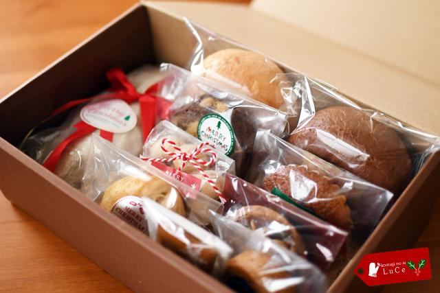 12月焼き菓子セット3