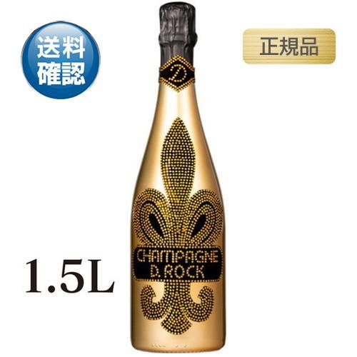 ディーロック ブリュットゴールド マグナム 正規品 1500ml,シャンパン,Champagne,コナリカ―