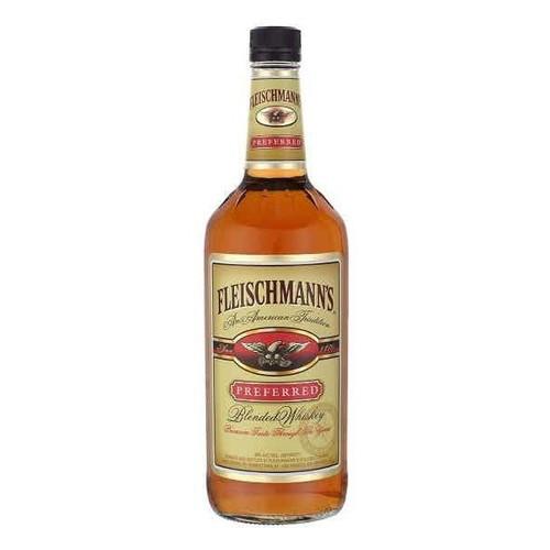 フライシュマンズ ブレンデッド ウイスキー 並行 箱無 1000ml