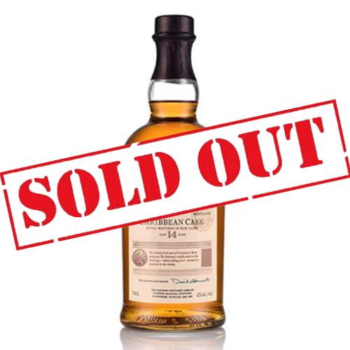 バルヴェニー 14年 カリビアンカスク,ウイスキー,whiskey,whisky,コナリカ―