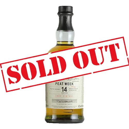 バルヴェニー 14年 ピートウィーク,ウイスキー,whiskey,whisky,コナリカ―