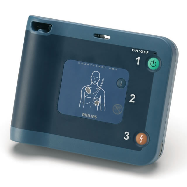 AED(自動体外式除細動器) ハートスタート FRx