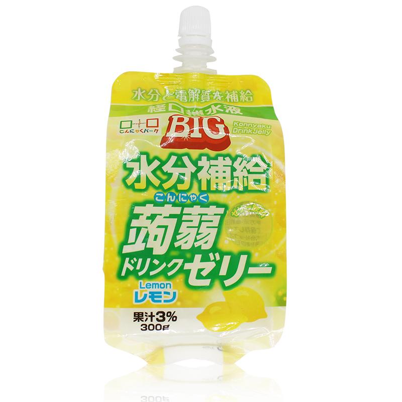 BIGレモンゼリー