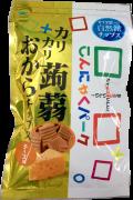 カリカリ蒟蒻おからチップス チーズ味