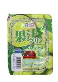 たっぷりBIGサイズ果汁プリンマスカット味(280g)