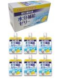 水分補給ゼリー レモン 180g×6個入り