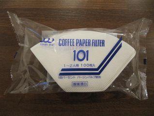 三洋産業 ペーパーフィルター101 (100枚入)[fi1]