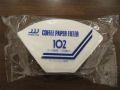 三洋産業 ペーパーフィルター102 (100枚入)[fi2]