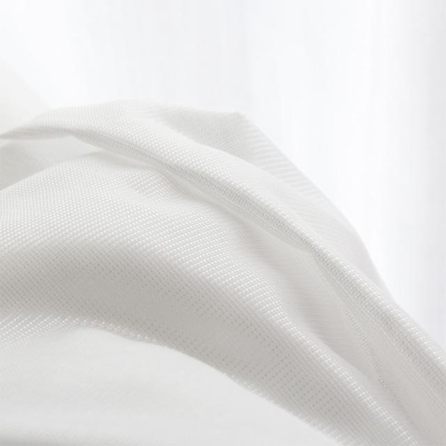トリコット ミラーカーテン